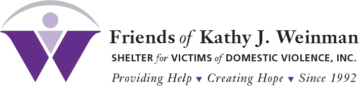 logo of Friends of Kathy J. Weinman Shelter